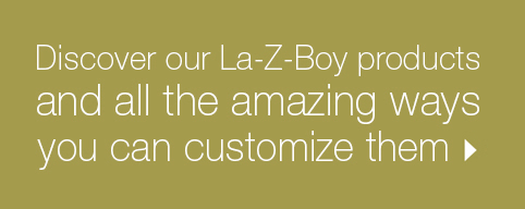 link of furniture customization for La-Z-Boy