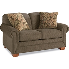 Mackenzie Premier Stationary Loveseat