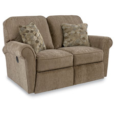 Jenna La-Z-Time® Full Reclining Loveseat