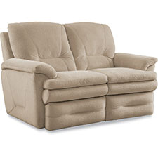 Colton Power La-Z-Time® Full Reclining Loveseat