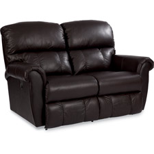 Briggs Power La-Z-Time® Full Reclining Loveseat