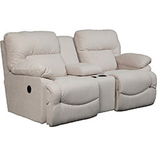 Asher La-Z-Time® Full Reclining Loveseat