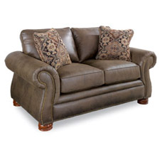 Pembroke Premier Stationary Loveseat