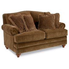 Cadence Premier Stationary Loveseat