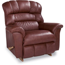 leather recliners lazy boy