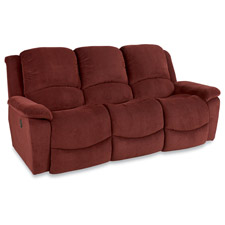 Owen Power La-Z-Time® Full Reclining Sofa