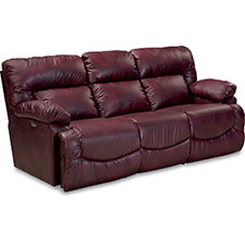Asher Power La-Z-Time® Full Reclining Sofa