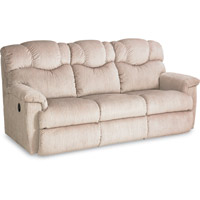 Lancer Power La-Z-Time® Full Reclining Sofa  W/ Fold Down Table