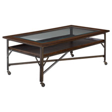Mercantile  Rectangular Cocktail Table