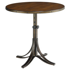 Mercantile  Round End Table
