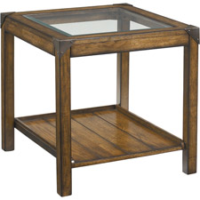 Studio Home  Rectangular End Table