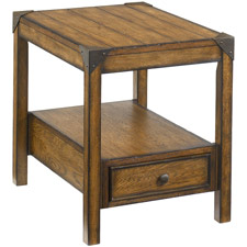 Studio Home Chairside Table