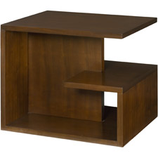 Maze  Rectangular End Table