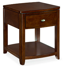 Tribecca Square End Table