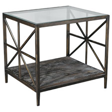 Crossnore  Rectangular End Table