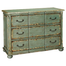 Hidden Treasures Drawer Chest