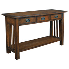 Canyon Sofa Table